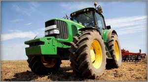 Tracteur Webasto
