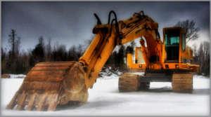 excavation chauffage
